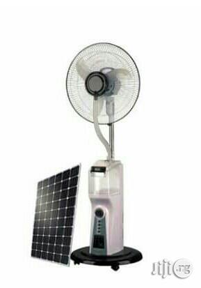 Rechargeable Solar Mist Fan | Solar Energy for sale in Lagos State, Magodo
