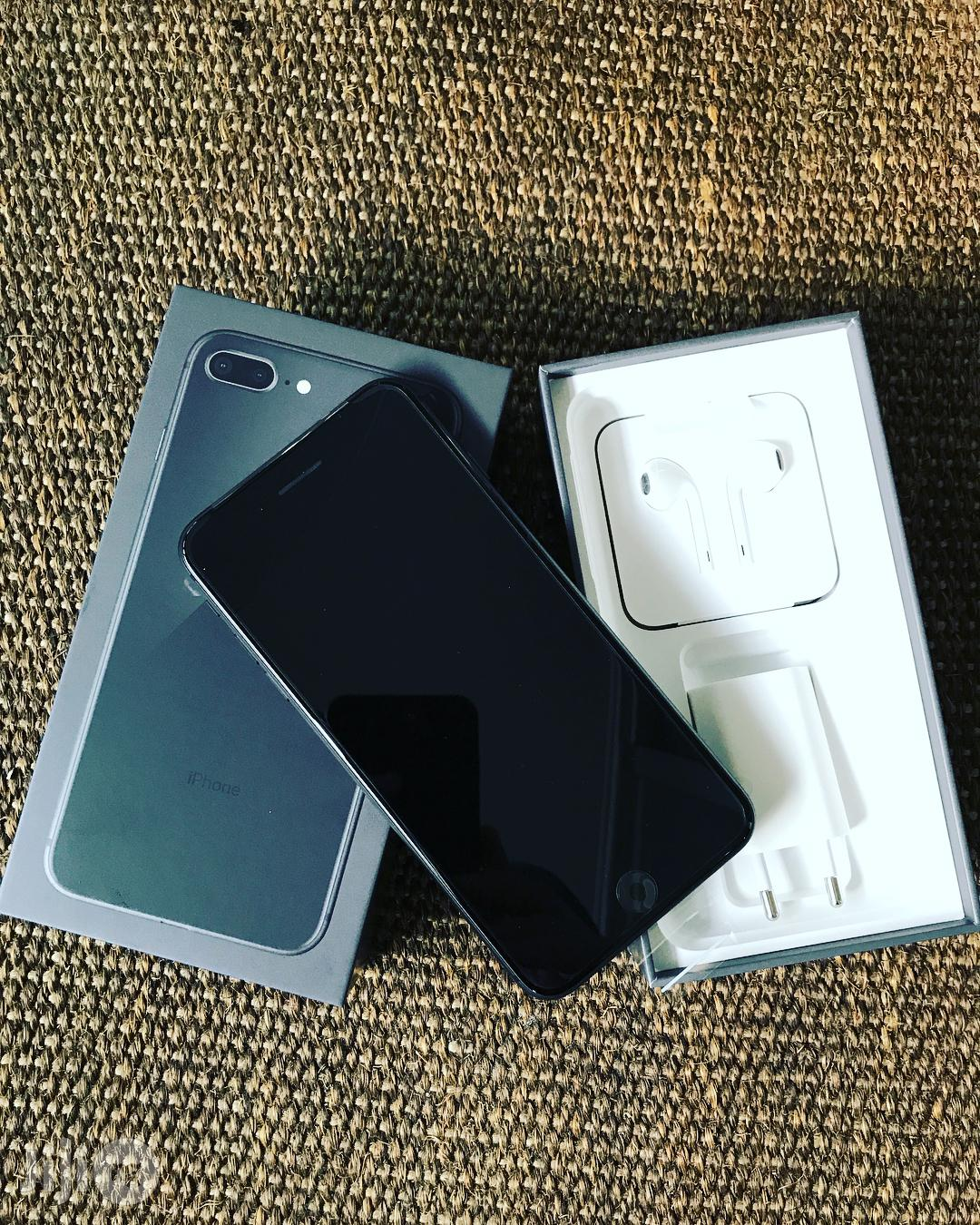 Apple iPhone 8 Plus 64 GB Gray | Mobile Phones for sale in Ikeja, Lagos State, Nigeria
