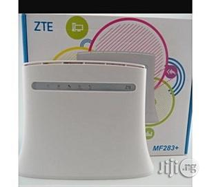 ZTE Universal 3G/4G SIM Router For All Network Support 32 Users | Networking Products for sale in Lagos State, Ikeja