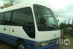 Toyota Coaster 2009 White | Buses & Microbuses for sale in Lagos State, Ikeja