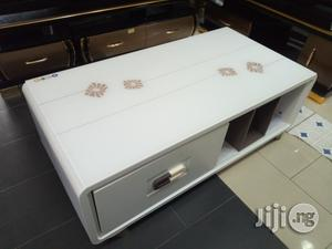 Exotic Unique Strong Center Table Imported Brand New | Furniture for sale in Lagos State, Ajah