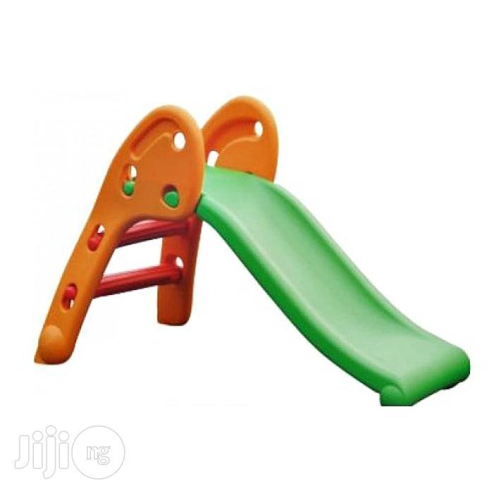 Outdoor Unique Playground Single Slide