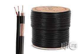 Rg59+Power CCTV Cable Coaxial 305metrs 4 | Accessories & Supplies for Electronics for sale in Lagos State, Agboyi/Ketu