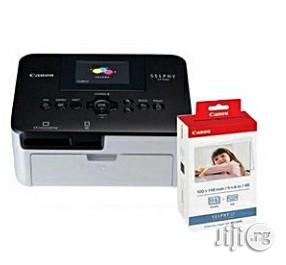 Canon Selphy CP1000 Compact Photo Printer & Selphy Color Ink/Paper | Printers & Scanners for sale in Lagos State, Ikeja