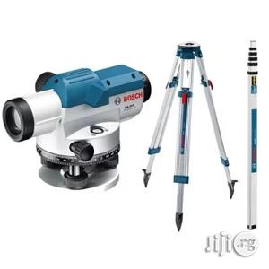 Bosch GOL20DSET Optical Level And BT160 Tripod And GR500 Level Rod   Measuring & Layout Tools for sale in Lagos State, Lagos Island (Eko)