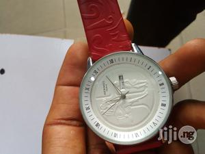 Hermes Paris Leather Watch   Watches for sale in Rivers State, Port-Harcourt