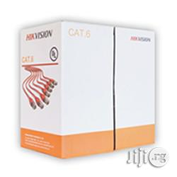 HIKVISION UTP CAT6 Cable – Pure Copper | Accessories & Supplies for Electronics for sale in Abuja (FCT) State, Wuse