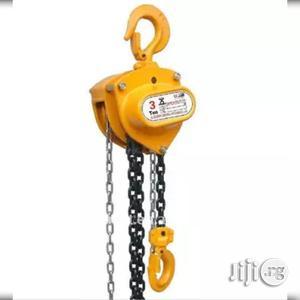 Toyo Chain Block - 3tons | Manufacturing Equipment for sale in Lagos State, Lagos Island (Eko)