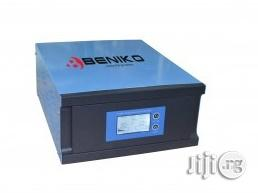 Beniko 700va/12v Pure Sine Wave Inverter | Solar Energy for sale in Lagos State, Ikeja