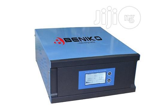 Beniko 1.5kva/24v Pure Sine Wave Inverter