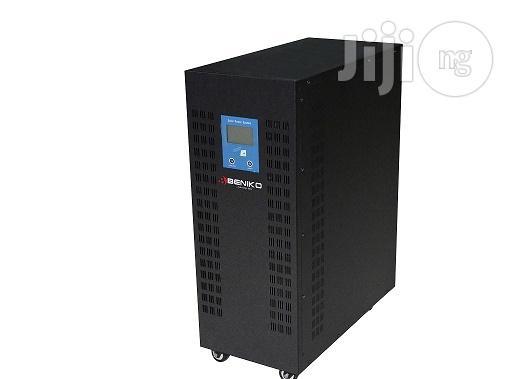 Beniko 10kva/180v Pure Sine Wave Inverter