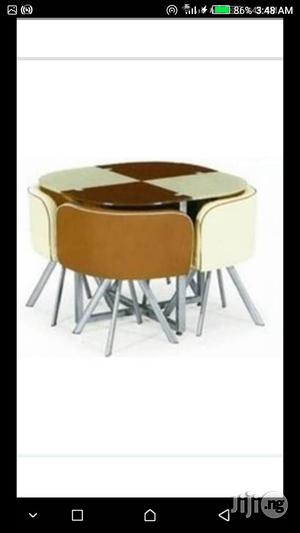 Super Quality Dinning Table With 4 Chairs | Furniture for sale in Lagos State, Ojo