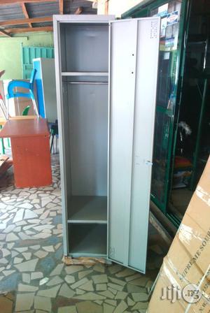 Metal Workers Single Wardrobe | Furniture for sale in Lagos State, Ojo