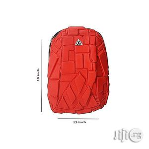 Rugged Travellers Laptop & School Bag With Aux Cord Port | Computer Accessories  for sale in Abuja (FCT) State, Wuse