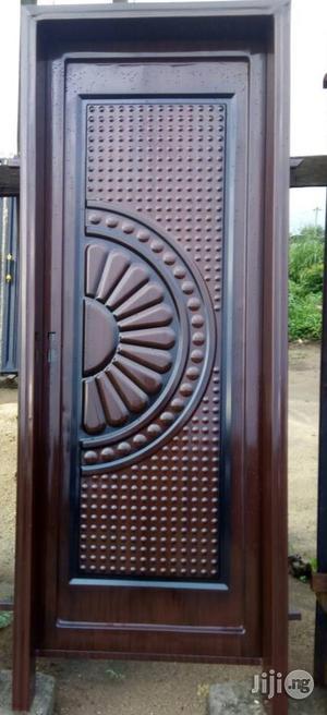 Standard 2mm Iron Door   Doors for sale in Rivers State, Port-Harcourt