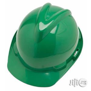 V Gard Safety Helmet - Green   Safetywear & Equipment for sale in Lagos State, Lagos Island (Eko)