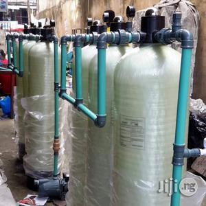 Fibreglass Storage Tanks & Water Treatment Plant   Manufacturing Equipment for sale in Abuja (FCT) State, Garki 1