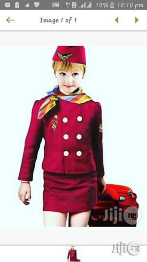 Air Hostess Costumes | Children's Clothing for sale in Lagos State, Ikeja