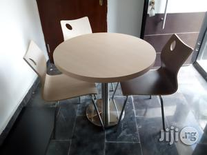 GH Top Executive Imported Pure Wooden Table An Chairs | Furniture for sale in Lagos State, Ajah