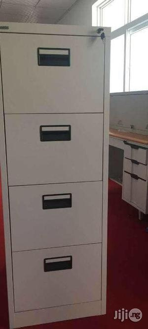 Metal Filling Cabinet With 4 Drawer | Furniture for sale in Lagos State, Ikeja