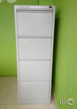 Elegant 4-Drawer Office Filing Cabinet | Furniture for sale in Lagos State, Ibeju