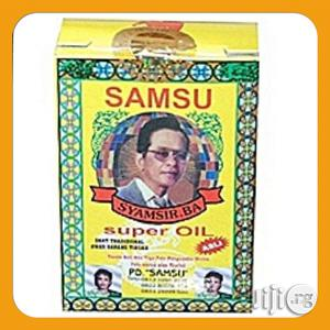 Samsu Super Oil ( Best Delay Oil For Men)   Sexual Wellness for sale in Lagos State