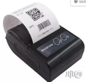 Bluetooth Mobile POS Printer 58mm X40   Store Equipment for sale in Lagos State, Ikeja
