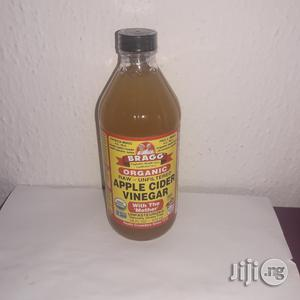Bragg's Raw Unfiltered Apple Cider Vinegar - 473ml - Carton Of 12 | Meals & Drinks for sale in Lagos State, Alimosho
