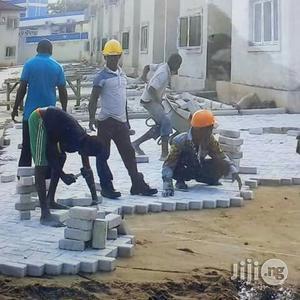 Free Fixing Of Interlocking Paving Stones | Building Materials for sale in Lagos State, Lekki