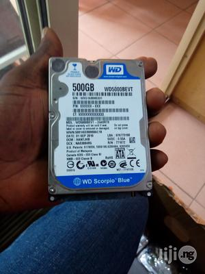 Original Laptop Hardisk, 500GB | Computer Hardware for sale in Abuja (FCT) State, Wuse 2