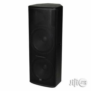 TT-55 Dual 15 Full Range Speakers – Pair   Audio & Music Equipment for sale in Lagos State, Ojo