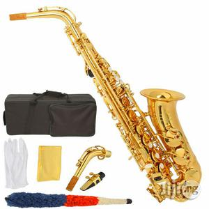 Premier Alto Saxophone – Gold | Musical Instruments & Gear for sale in Lagos State, Surulere