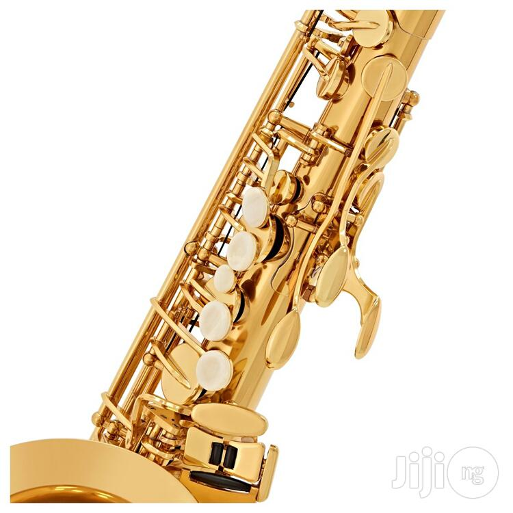 Premier Alto Saxophone – Gold | Musical Instruments & Gear for sale in Surulere, Lagos State, Nigeria
