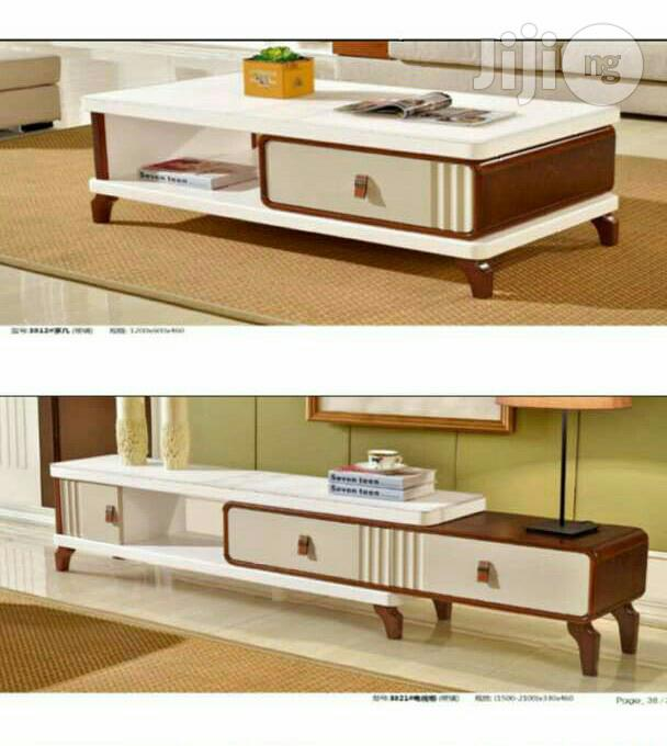 Archive: Quality Tv Stand And Center Table