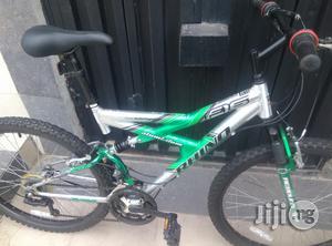 Rhino Dual Suspension Aluminium Bicycle   Sports Equipment for sale in Lagos State, Surulere