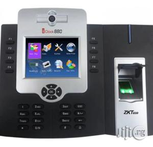 Zkteco Iclock 880 Biometric TCP/IP Time Attendance System | Safetywear & Equipment for sale in Lagos State, Ikeja