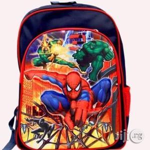 Spiderman School Bag   Babies & Kids Accessories for sale in Lagos State, Orile