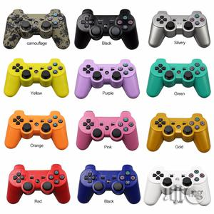 PS3 Wireless Game Pad/Controller | Accessories & Supplies for Electronics for sale in Lagos State, Ikeja