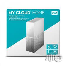 WD 4TB My Cloud Home Personal Cloud Storage | Computer Hardware for sale in Lagos State, Ikeja