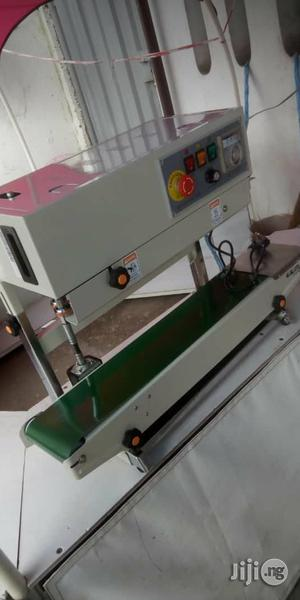 Automatic Sealing Machine Vertical   Manufacturing Equipment for sale in Lagos State, Amuwo-Odofin