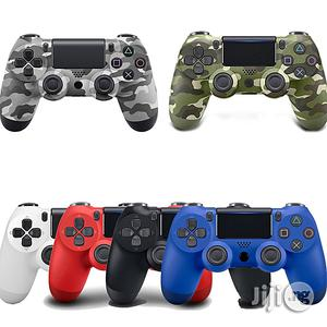 Playstation 4 [PS4] Dualshock 4 Wireless Controller Pad | Accessories & Supplies for Electronics for sale in Lagos State, Ikeja