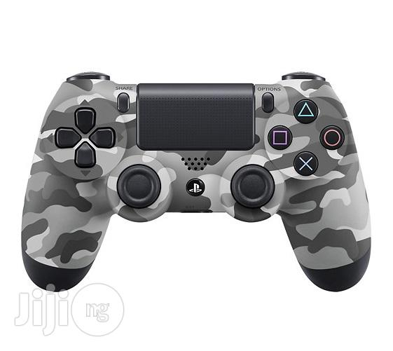 Playstation 4 [PS4] Dualshock 4 Wireless Controller Pad | Accessories & Supplies for Electronics for sale in Ikeja, Lagos State, Nigeria