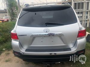 Toyota Highlander 2012 Silver | Cars for sale in Lagos State, Surulere