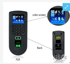 ZKT F19 Fingerprint Time Attendance Access Control System | Safetywear & Equipment for sale in Lagos State, Ikeja