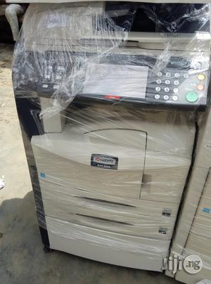 Kyocera KM-3050 Multifunctional Photocopy | Printers & Scanners for sale in Lagos State, Surulere