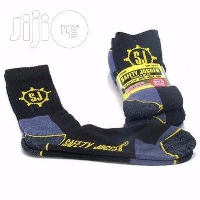 Safety Jogger Socks - 3 Pairs