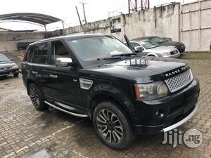 Land Rover Range Rover Sport 2008 Black   Cars for sale in Lagos State, Oshodi