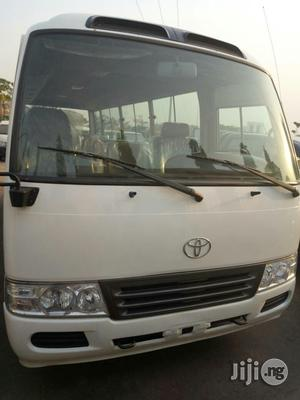 New Toyota Coaster 2013 White | Buses & Microbuses for sale in Abuja (FCT) State, Wuse 2