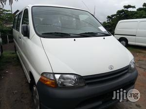Tokunbo Toyota Hiace 2003 White | Buses & Microbuses for sale in Lagos State, Apapa