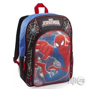 """Marvel Marvel Spiderman School Bag Kids 16"""" Full Size Backpack   Babies & Kids Accessories for sale in Lagos State, Amuwo-Odofin"""